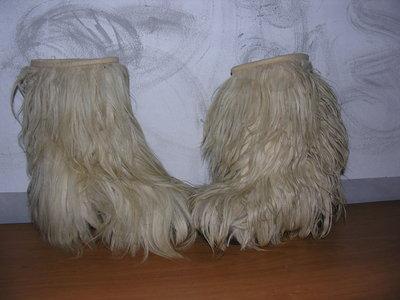 dopo sci di pelliccia sintetica