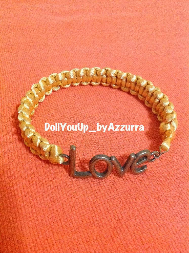 bracciale --- bracelet