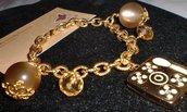 Bracciale Chanel Oro