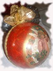 Palla di Natale 15 cm