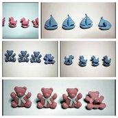 Bottoni per scrapbooking cucito creativo, bavaglini, bomboniere