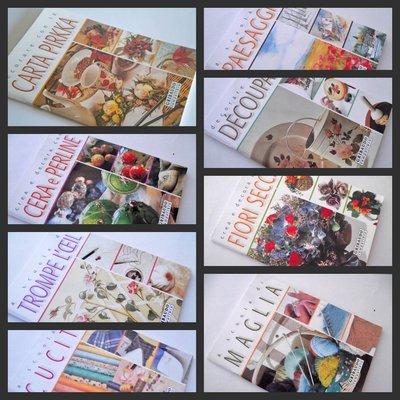 MAnuali libri hobby creativi
