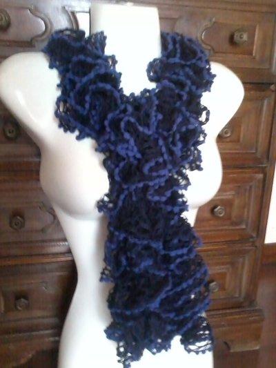 sciarpa moda 2012 ai ferri