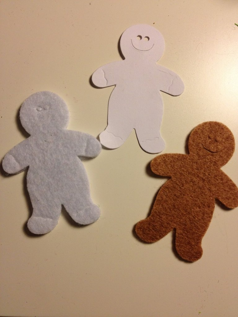 fustellato gingerbread man