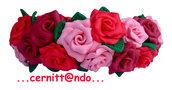 "bangle ""La vie en rose"""