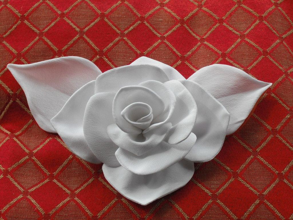 rosa di seta