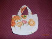 B4 borsette in tessuto per bimbe---little girls handbags