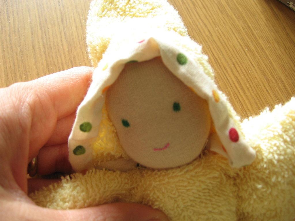 Bambola per neonato