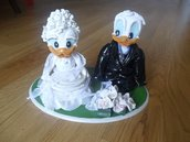 cake topper cerimonie