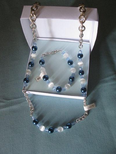 parure perle cerate