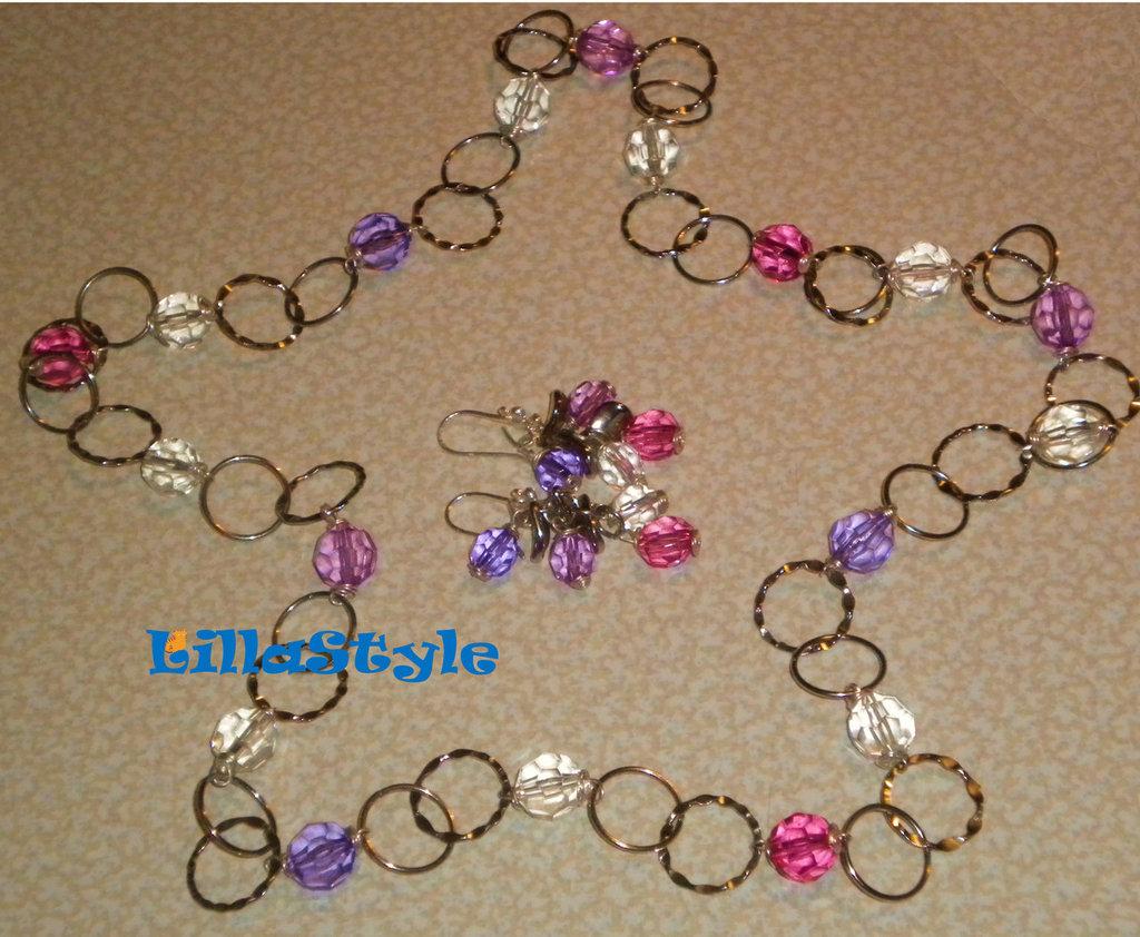 collana violetta