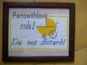 Quadretto ssh!do not disturb!
