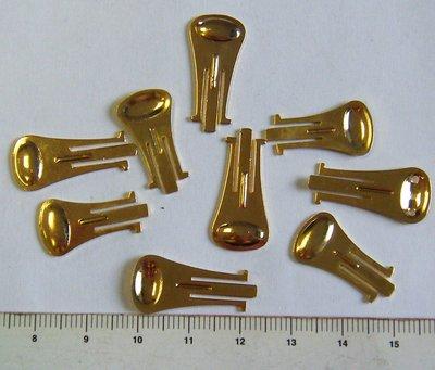 base  per orecchini a clips