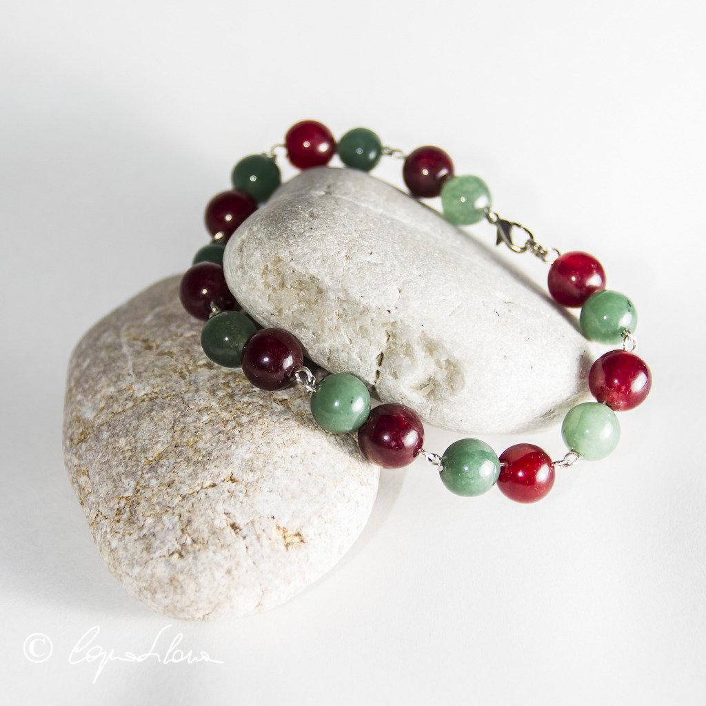 Bracciale pietre dure