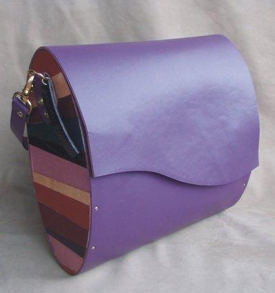 Ovale viola