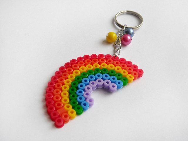 Arcobaleno Portachiavi Rainbow