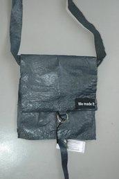 borsa tracolla plastic