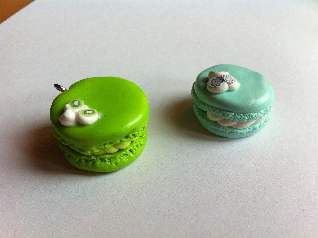 Macaron Francese / French Macaron (in Fimo)