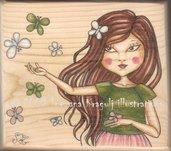 Butterflies (on wood)-ORIGINAL