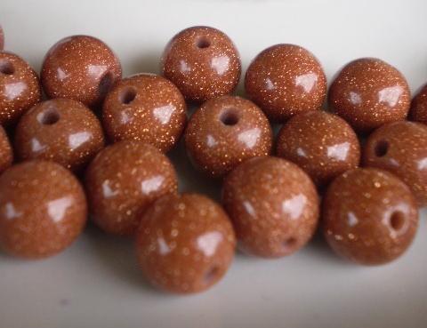20 Perline Pietre del Sole - Materiali - Bigiotteria - di BOTTONI ...
