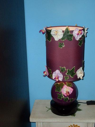 Lampada orchidee