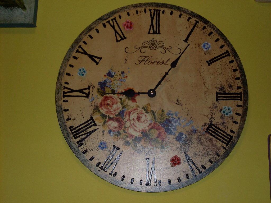 Orologio da parete - Per la casa e per te - Arredamento - di La civ ...