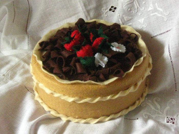 riccioli di cioccolata
