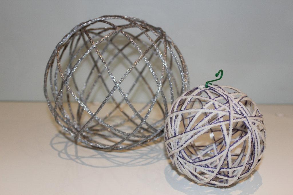 Palle di Lana Colori e Dimensioni Assortiti
