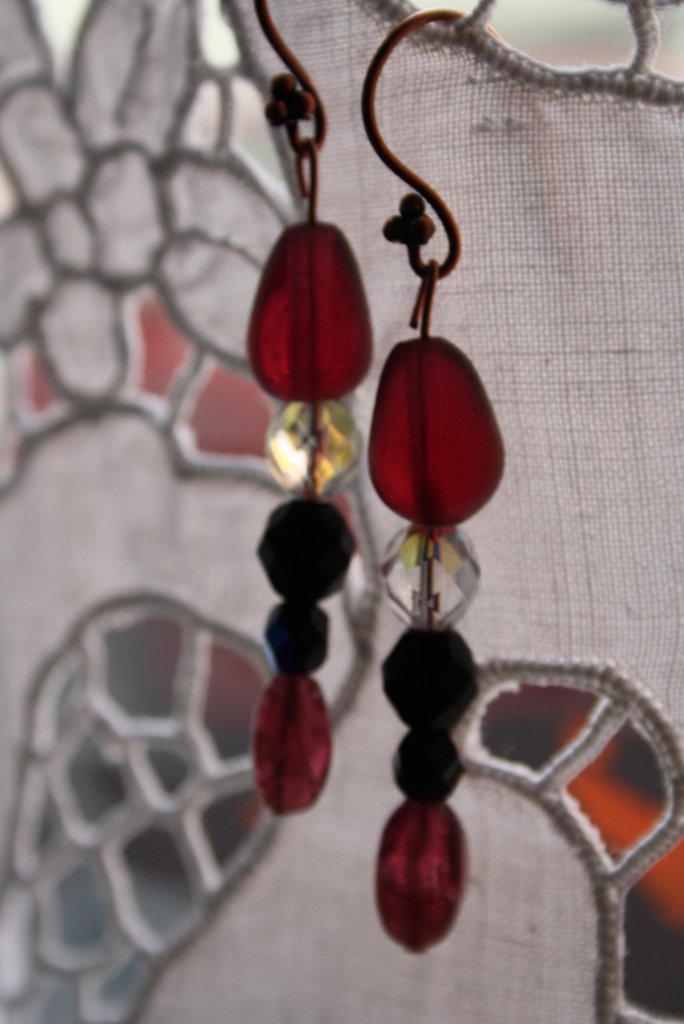 Gothic orecchini