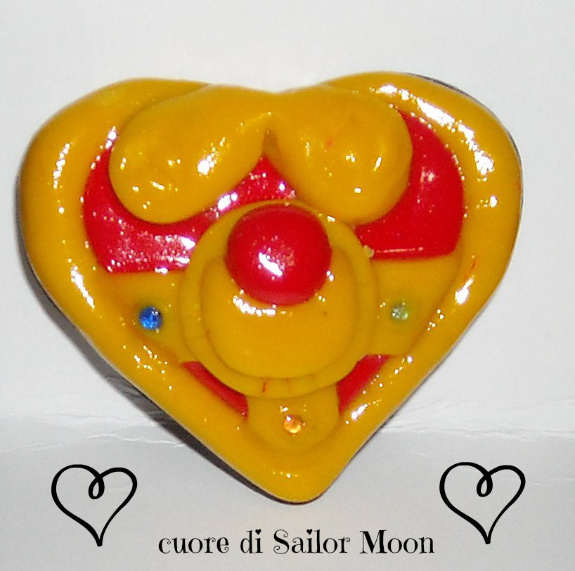Spilla Sailor Moon