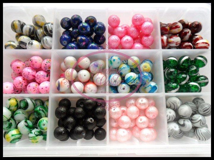 Scatola di perline