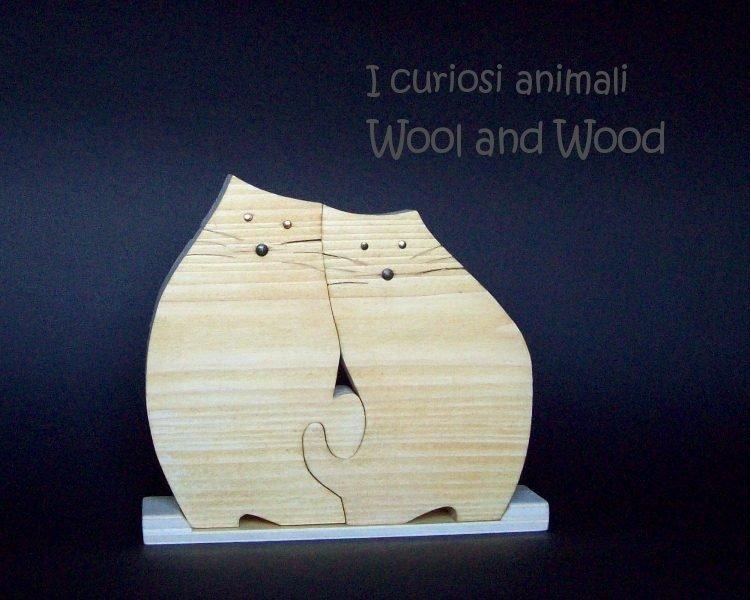 Coppia di gatti - 001