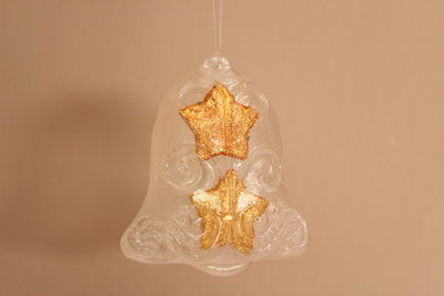 Addobbi per Albero di Natale in Resina palle campane