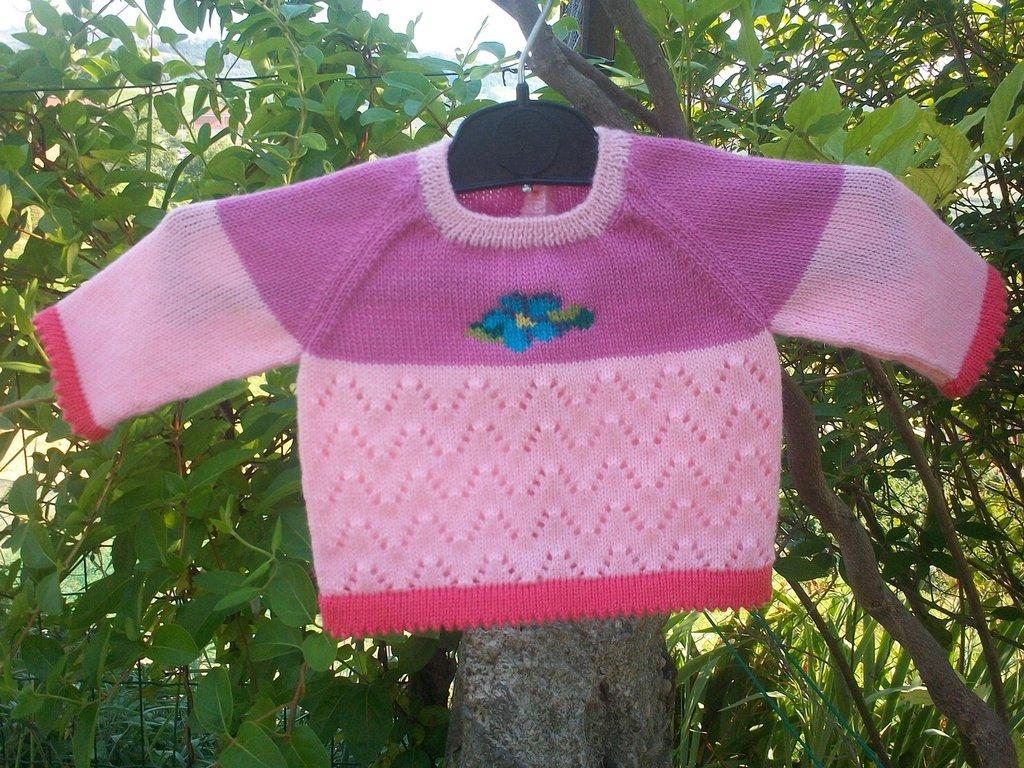Coprifasce rosa