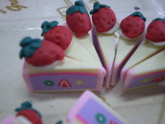 10 Cabochon Fettine Torta