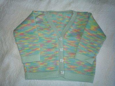 Golfino multicolor