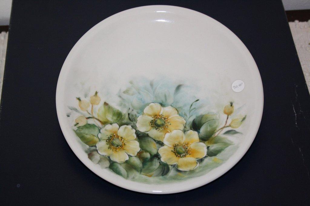 Piatto in Porcellana