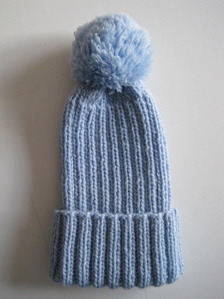 Berretto lana bimbo