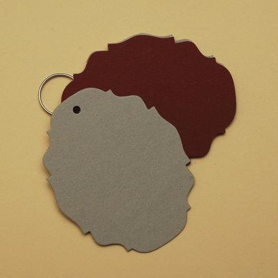 Mini album Baroque da decorare