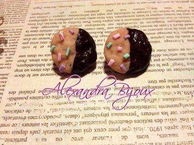 orecchini biscottosi
