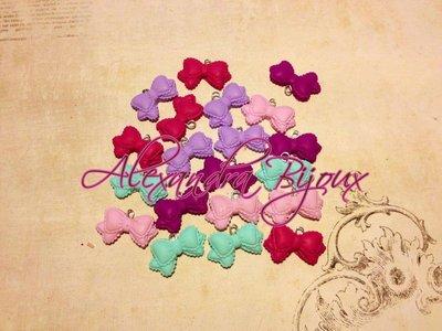 ciondoli fiocchettini colorati