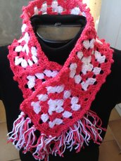 sciarpa lana per bimba