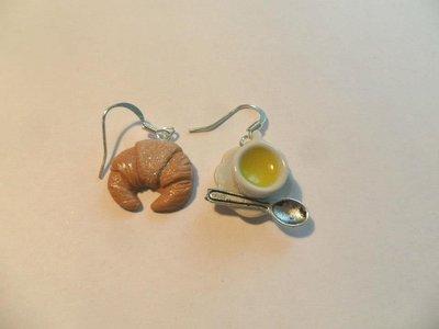 orecchini colazione