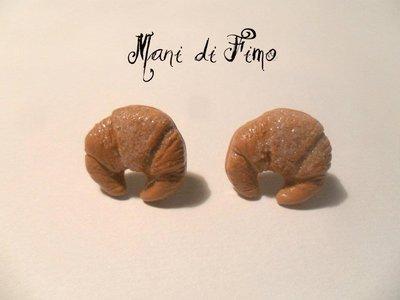 orecchini croissants