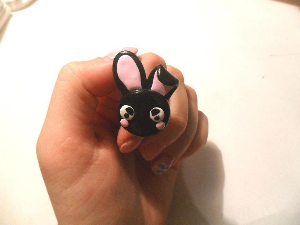 anello funny bunny