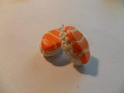 orecchini sushi