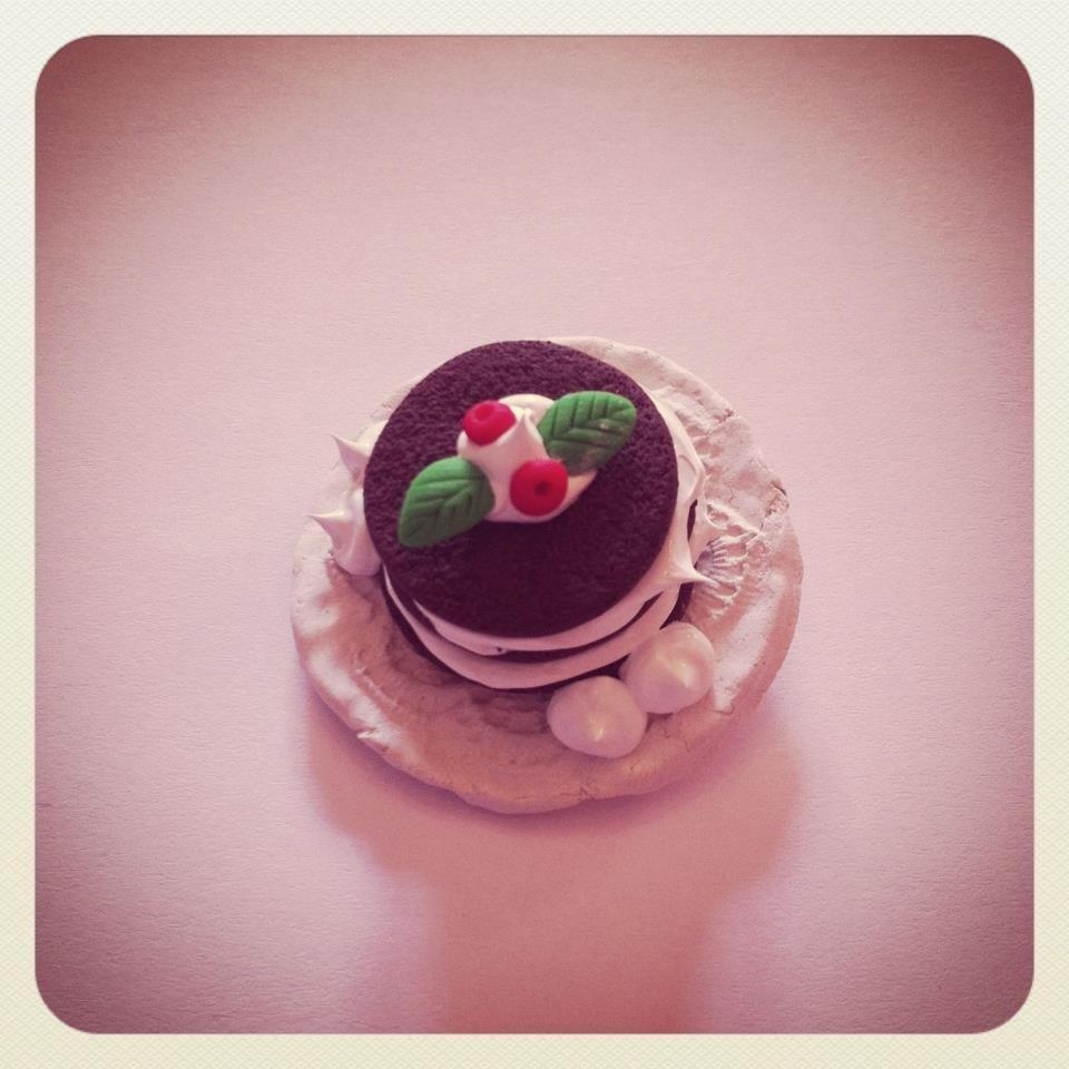 anello torta natale
