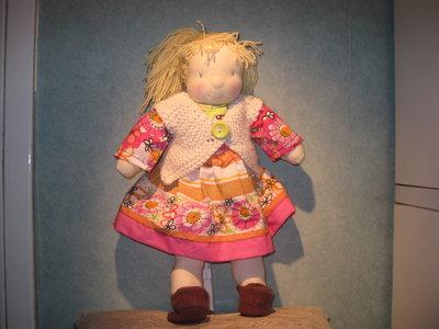 Bambola Waldorf 48cm