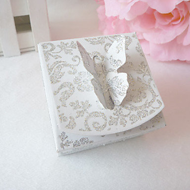 portaconfetti con farfalla