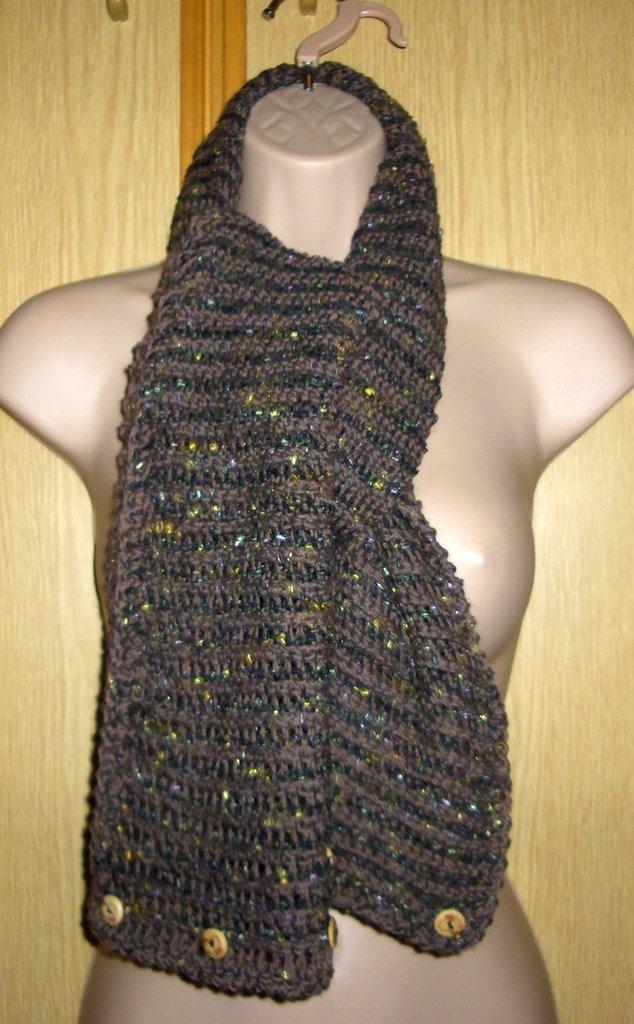 Sciarpa stola foulard donna